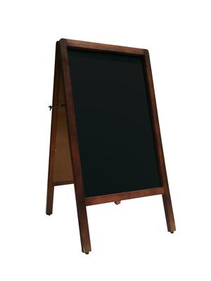 A Frame Antique Sidewalk Menu Chalkboard Easel
