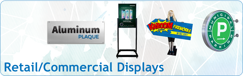 Retail and Commercial Displays
